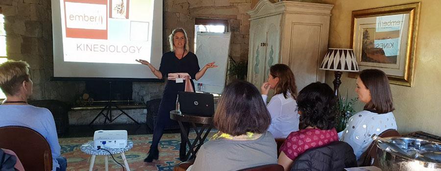 Kerry van Huyssteen Guest Speaker